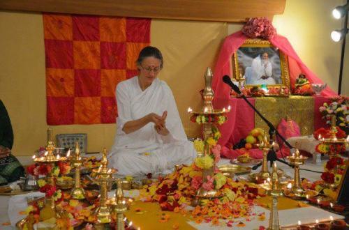 Bhagavati seva puja