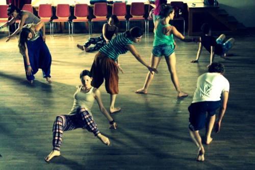 Plesna delavnica