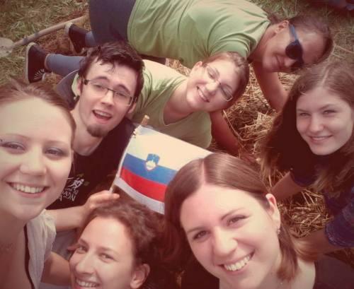 Slovenska ekipa