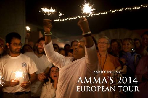Ammin Europe tour 2014