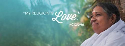 rligion is love