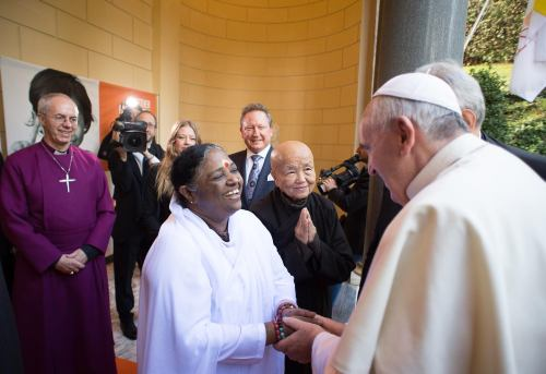 amma in papež