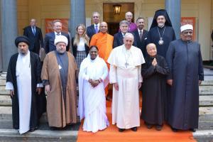 Amma in svetovni verski voditelji
