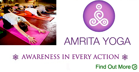 Amrita yoga banner1