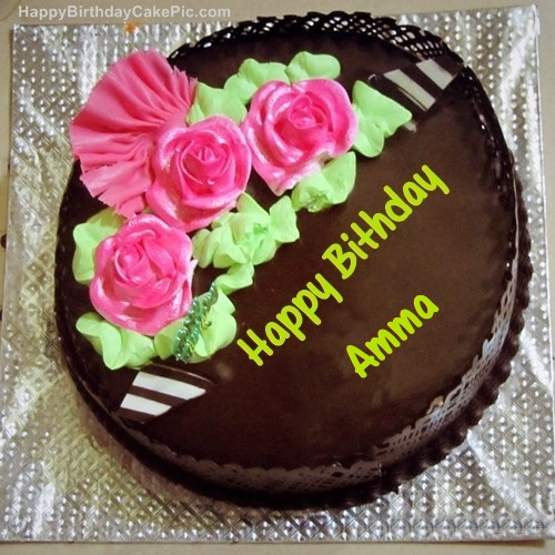 čokoladna torta za Ammo